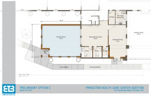OPT C - New Floor Plan