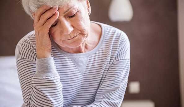 Physiological Effects of Alzheimer's or Dementia