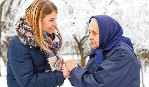 Elderly Care - Winter Safety Tips - Princeton Health Care Center